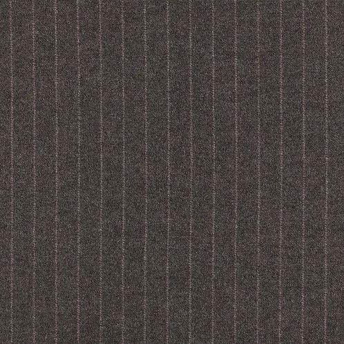 Chalk Stripe Light Grey