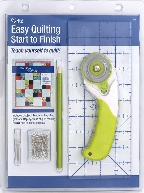 Easy Quilting Start to Finish Kit