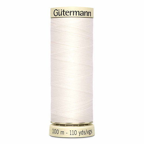 Gutermann 100m Sew All Thread - Code 21