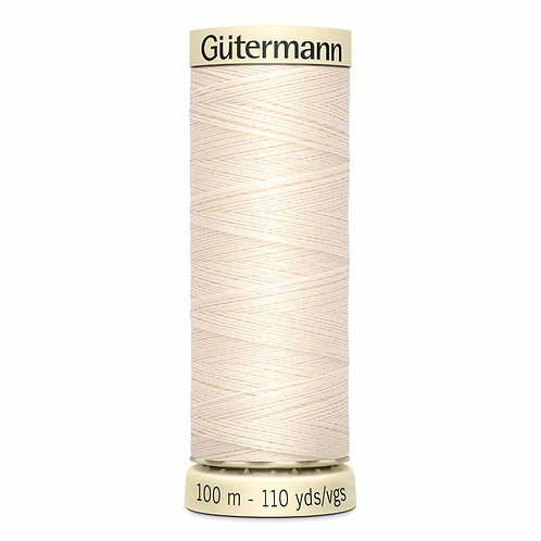 Gutermann 100m Sew All Thread - Code 22