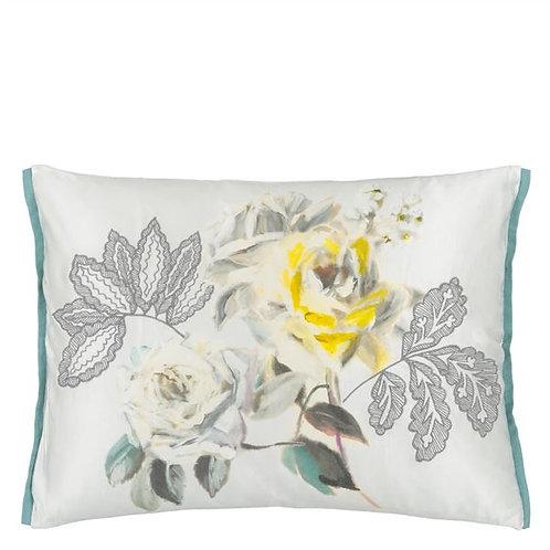 Designer's Guild Camille Platinum cushion