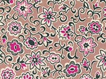 Floral Paisley - Mushroom by Denyse Schmidt