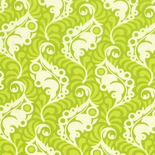 Featherleaf - Green by Heather Bailey