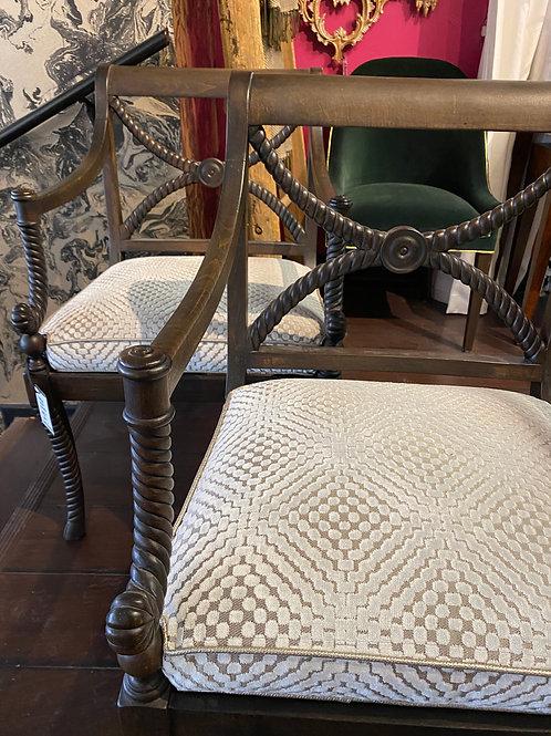 Vintage Rope chairs