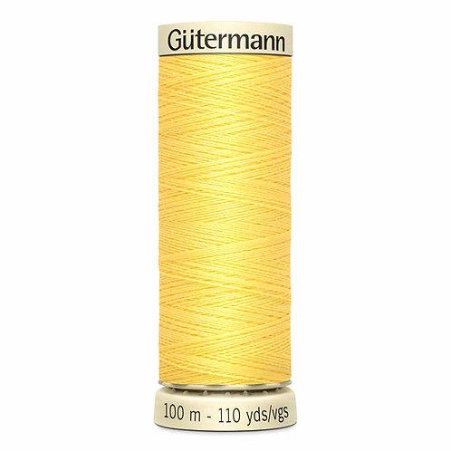 Gutermann 100m Sew All Thread - Code 807