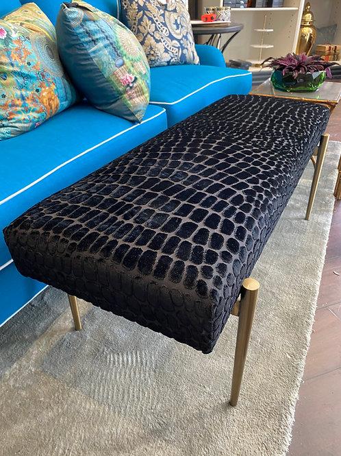 Nabucco Noir bench
