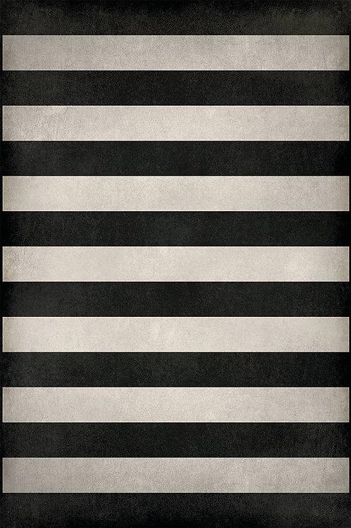 Stripes - Cream & Black