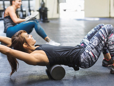 Use Foam Rolling to Boost your Training
