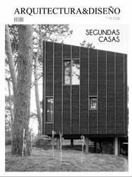 Publicación Arquitectura y Diseño - 2020