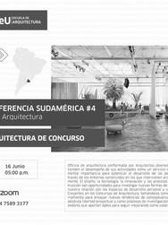 CONFERENCIA SUDAMÉRICA #4