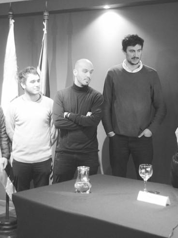 1er Premio Concurso Memorial Penal Punta Carretas.