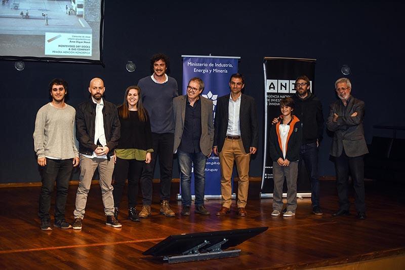 1er MENCIÓN DE HONOR / Concurso de ideas para el área Dique Mauá