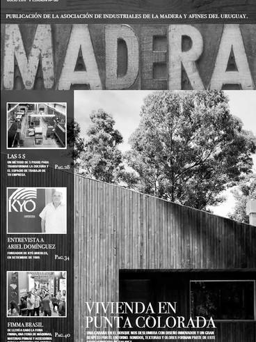 Publicación Revista MADERA nº66