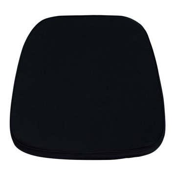 Chiavari Chair Cushion Soft Black