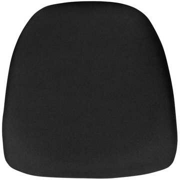 Chiavari Chair Cushion Hard Black