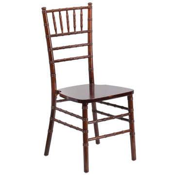 Fruitwood Chiavari Chair with free cushion choice (8.50 each)