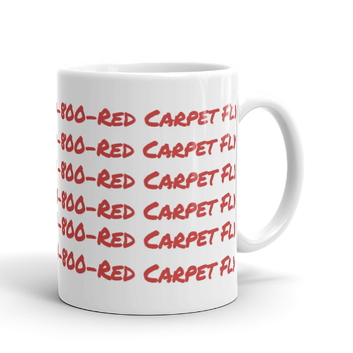 Red Carpet Fly Hot Line Bling Coffee Cup