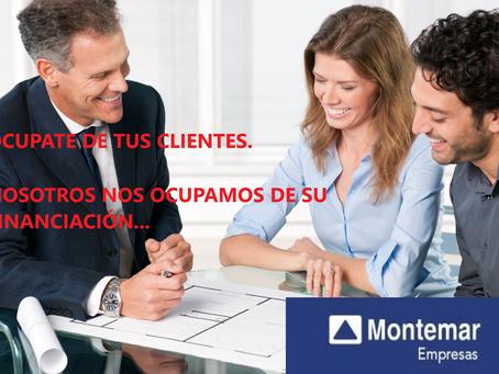No pierdas más ventas por no tener una solución financiera completa para tus clientes.