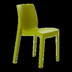 Chaise Victoire verte