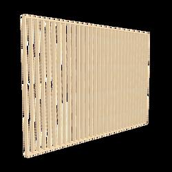 Grand claustra bois
