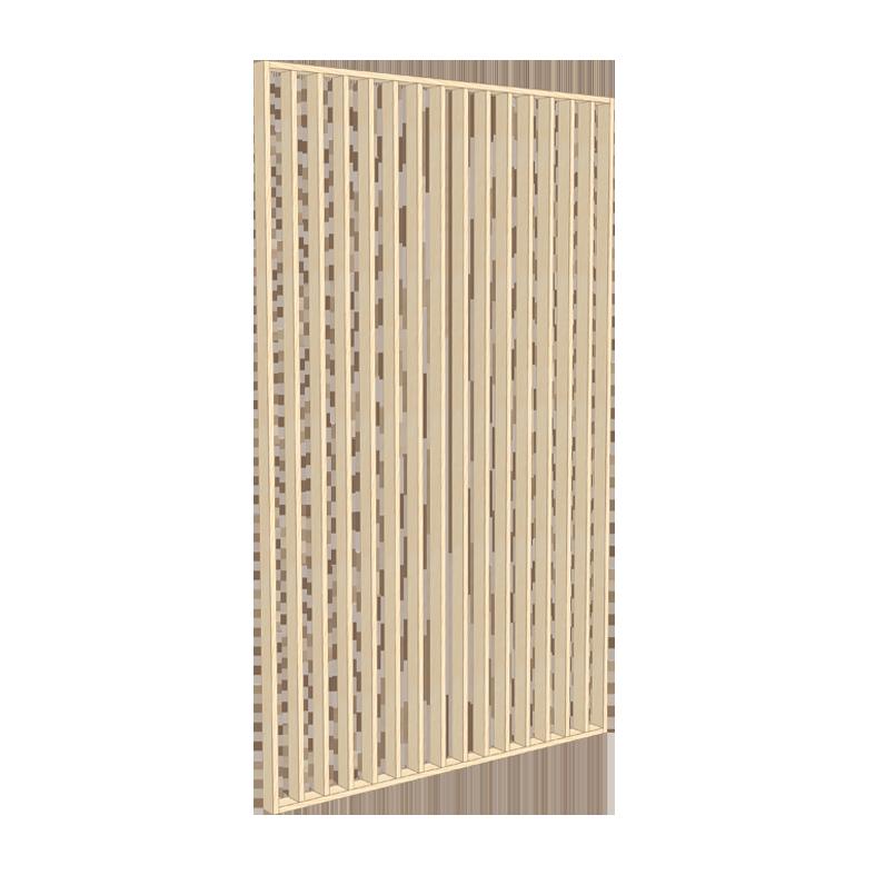 Petit claustra bois