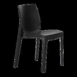 Chaise Victoire noire