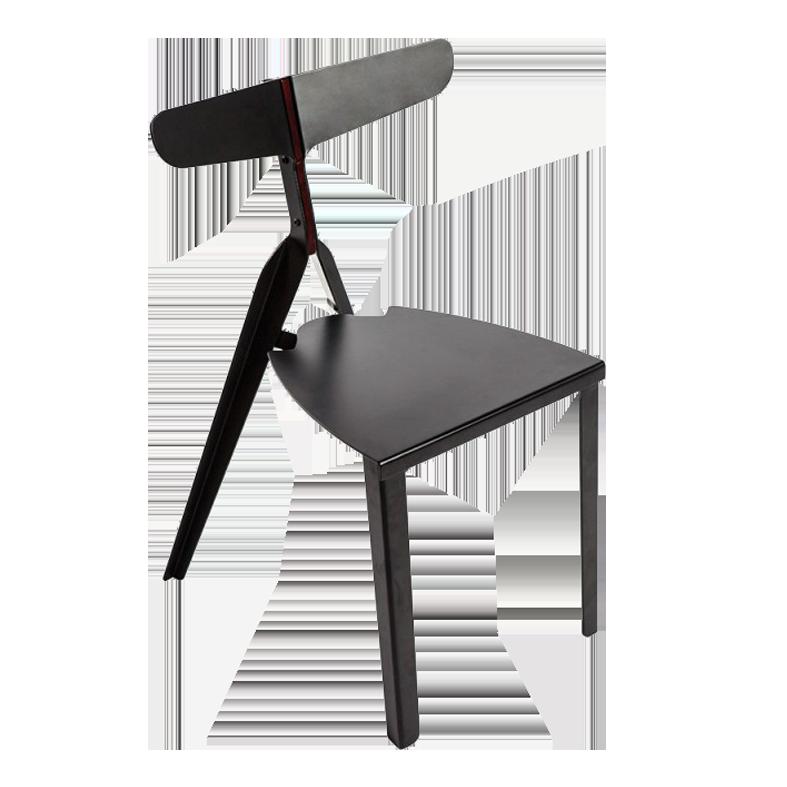 Chaise V profil
