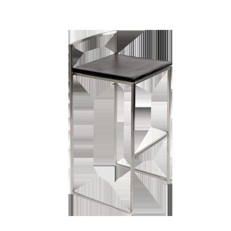 Chaise haute Nox noire