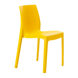 Chaise Victoire jaune