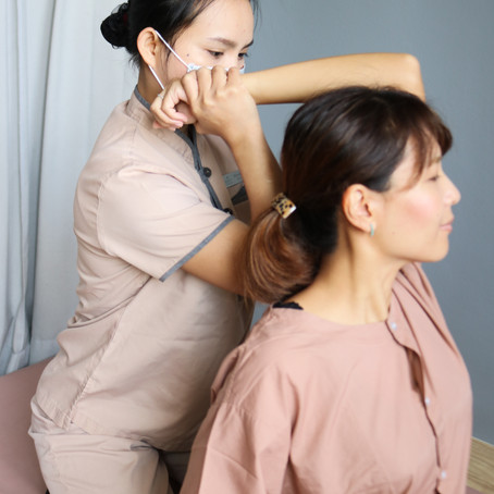 Thai massage, also known as Thai yoga massage. Find out more on it's health benefits.