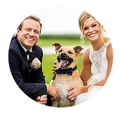 Wedding Pet Photos