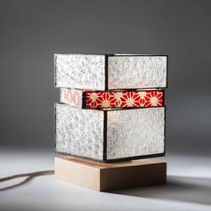 Lampe Cube moyenne