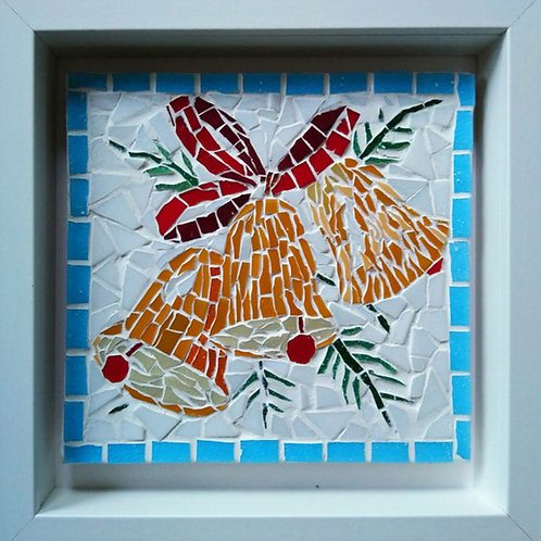 Christmas Bells Mosaic