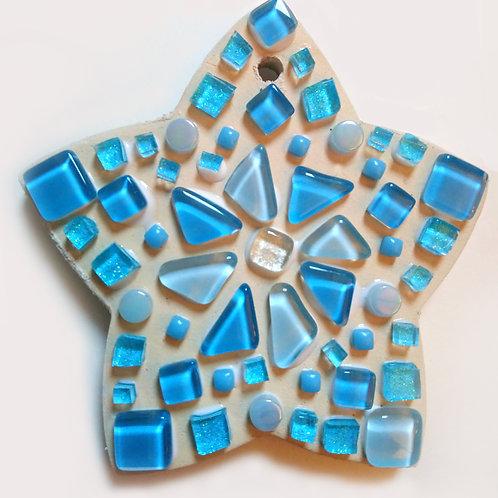 Christmas Shapes DIY Mosaic Kit