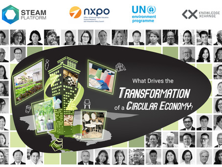 Newsletter April-May 2021: What Drives the Transformation of a Circular Economy?