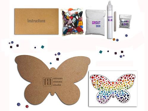 Butterfly DIY Mosaic Kit