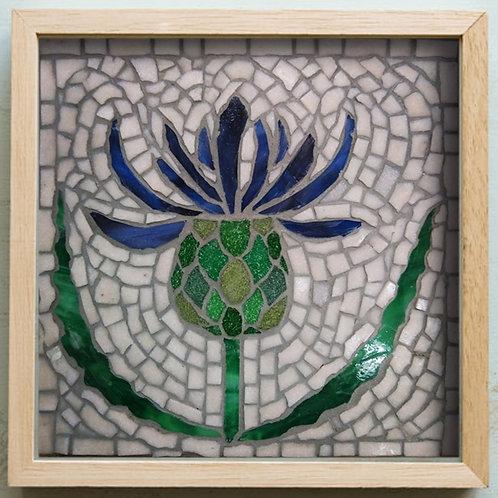 Thistle Mosaic