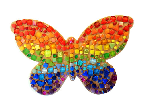 Butterfly DIY Mosaic Kit