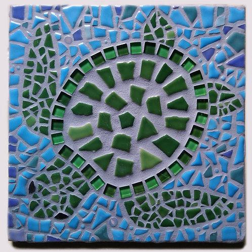 Turtle DIY Mosaic Kit