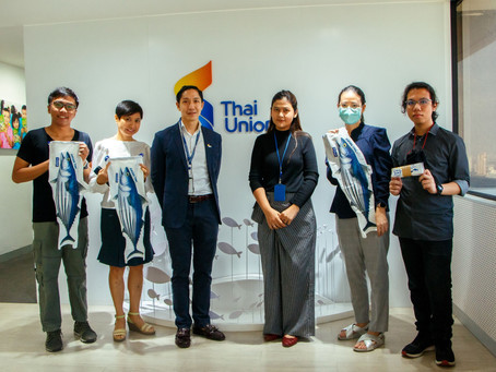 Seafood: Zero Waste Tuna Processing by Thai Union