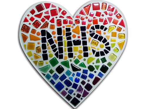 Love NHS DIY Mosaic Kit