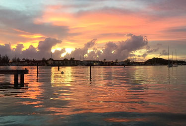 SUnset at JH Dock.JPG