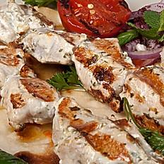 Chicken Breast Kebab Wrap