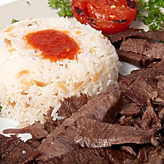 Beef Doner Plate