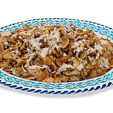 Rice Top Chicken Shawarma