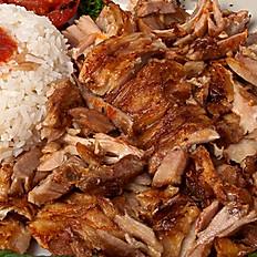 Rice Top Chicken Doner