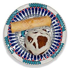 6 Falafel+6 Potato Cigar Rolls