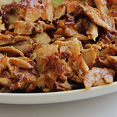 Chicken Shawarma  (Meat only)