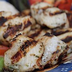 Chicken Breast Kebab Skewer