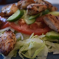 Chicken Breast  Garden Salad